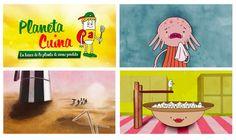 Si Popeye es a las espinacas, Arrocete es al arroz. Brandend Content, dibujos animados, de Tiovivo para Brillante.