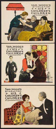 His Children's Children (1923) Stars: Bebe Daniels, James Rennie, Dorothy Mackaill, Warner Oland, Hale Hamilton ~ Director: Sam Wood