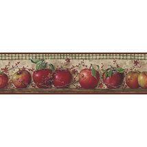 Superior Country Keepsakes Just Apples Wallpaper