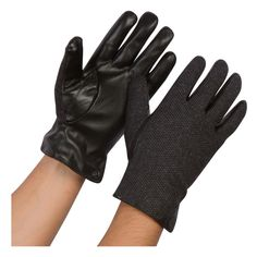 Newest trent Leather Gloves Mens Winter Warm Touchscreen Texting Mittens Daily Dress Driving Gloves Wool Cuff