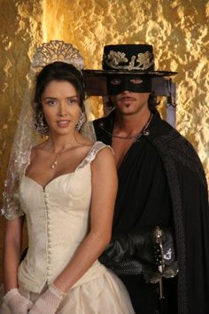 Novela: Zorro La Espada y la Rosa