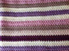 Ravelry: Sugar Plum Afghan pattern by Angela Maria