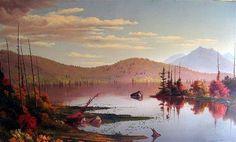 Levi Wells Prentice, Blue Mountain Lake