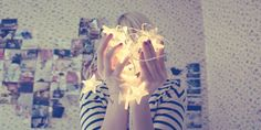 13 Maneras de decorar tu habitación con estrellas