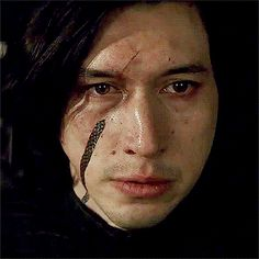[THE LAST JEDI SPOILERS] Kylo Ren crying fully destroys my soul.