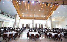 DR. KADİR TOPBAŞ KÜLTÜR VE SANAT MERKEZİ NENE HATUN SARAYI HİZMETE GİRDİ. - ESKON A.Ş. - Eskon Esenler İnşaat San.ve Tic.A.Ş Conference Room, Table, Furniture, Home Decor, Decoration Home, Room Decor, Meeting Rooms, Tables, Home Furnishings