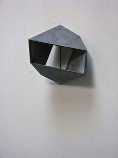 Dancing cube by Simon Oud