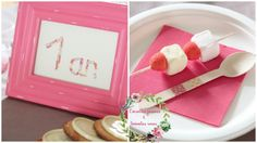 Do it yourself: Goûter d'anniversaire girly