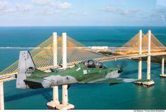 A-29 Super Tucano em Natal-RN