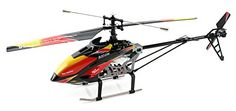 Hobby RC Helicopters - Red and Black Cool Wltoys V913 Large Alloy 70cm 24G 4CH RC Remote Control Helicopter with Gyro * Find out more about the great product at the image link.