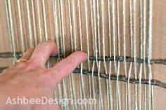 Twig Weaving Tutorial • Off-Loom