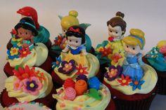 #baby #princesses #cupcakes #thecupcakeplace