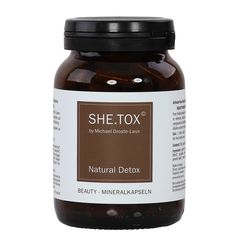 SHE.TOX – Beauty Mineralkapseln, 180 Stück