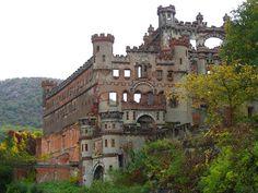 """» Un imponente """"castillo"""" abandonado a una hora de Nueva York (Bannerman) Viajes – 101lugaresincreibles -"""
