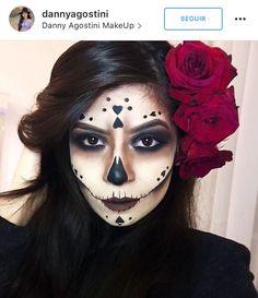 Skull, caveira, caveira mexicana. Fantasia