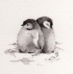 милые животные акварельный рисунок: 21 тыс изображений найдено в Яндекс.Картинках