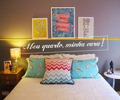 Quem casa quer quarto (lindo)!