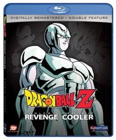 Dragon Ball Z Movies 5-6 Blu-ray (Hyb): Cooler's Revenge/Return of Cooler #RightStuf2013