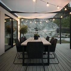 Backyard Garden Design, Terrace Garden, Garden Spaces, Backyard Patio, Backyard Landscaping, Loft Conversion Balcony, Exterior Design, Home Interior Design, Outdoor Spaces