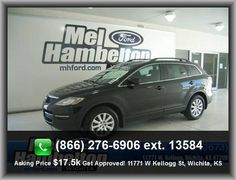 Cool Mazda 2017: 2008 Mazda CX-9 Touring SUV  Seatbelt Pretensioners: Front, 3Rd Row Hip Room: 43... Wichita Usedcars Check more at http://carboard.pro/Cars-Gallery/2017/mazda-2017-2008-mazda-cx-9-touring-suv-seatbelt-pretensioners-front-3rd-row-hip-room-43-wichita-usedcars/