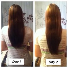 Just love when happy customers send their results in! Hair Skin  Nails after only 1 week...amazing! http://bodycontouringwrapsonline.com/hair-skinnails