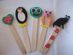Handmade bookmarks Foam Crafts, Diy And Crafts, Crafts For Kids, Arts And Crafts, Bookmarks Kids, Handmade Bookmarks, Felt Bookmark, Gift Wraping, Writing Paper