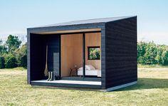 De Japanse winkelketen Muji heeft aangekondigd dat het huisjes op de markt zal brengen. De 'Muji Hut' werd gemaakt om te gebruiken als vakantiehuisje, maar...