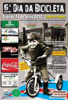 6ª Edición do Día da Bicicleta