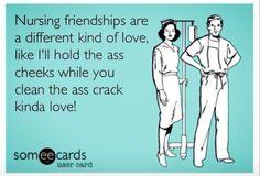Nurse humor.. :)