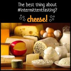 I just started #intermittentfasting again ...so excited!!!  I'm fully committed....bring on the #CHEESE!!!  ::. #ilovecheese #lchf #nodiet #lifestylechange #foodstagram #foodporn #food #yum #IF #lowcarbhighfat #lowcarb #highfat #highfatlowcarb #Instagram #instadaily #cheddar #gouda #bleu #swiss #cheesy #cheesylove #cheeselovers #ilovecheese