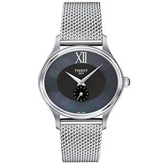 See the Women's Tissot Bella Ora Mesh Strap Watch, Browse women's Silver Watches. Big Watches, Best Watches For Men, Cool Watches, Silver Watches, Unique Watches, Ladies Watches, Luxury Watches, Stainless Steel Mesh, Stainless Steel Bracelet