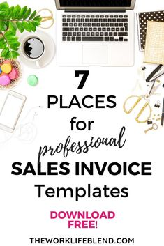 7 Places to find professional FREE sales invoice templates for your small business. Whether you're a sole trader or a limited company, I've got you covered. Creative Business, Business Tips, Online Business, Business Meme, Business Essentials, How To Start A Blog, How To Make Money, Home Party Business, Financial Regulation