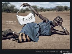 Impoverished Models Will Make You Rethink Our Privileged, First-World Consumerism