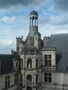 Normandy, St castle in Paris