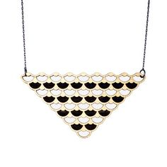Fin I Necklace, $65, now featured on Fab.