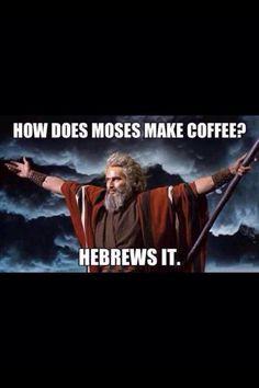 The chosen coffee