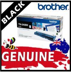 Brother TN240 Black Toner Cartridge