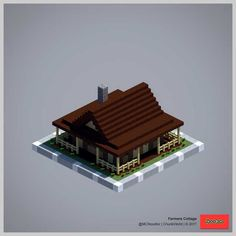 Post with 436 votes and 106089 views. Shared by MCNoodlor. Modern Minecraft Houses, Minecraft Images, Minecraft Structures, Minecraft House Designs, Minecraft Architecture, Minecraft Blueprints, Minecraft Projects, Cool Minecraft, Minecraft Crafts