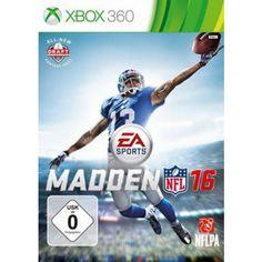 Madden NFL 16  X-Box 360 in Sportspiele, Spiele und Games in Online Shop http://Spiel.Zone