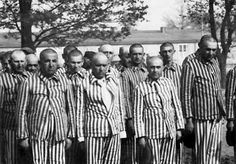 Fat Jewish workers in Auschwitz