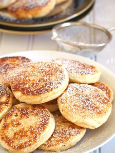 Welsh Cakes are soft and buttery little cakes delicious for snacking and are either served hot or cold. These are so versatile little treats anytime of day.