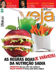 revista veja, novembro de 2010
