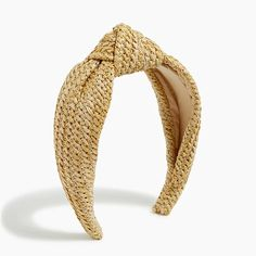J.Crew Factory: Raffia Knot Headband For Women Accessories Store, Other Accessories, J Crew Style, My Style, Discount Mens Clothing, Headbands For Women, Knot Headband, How To Look Pretty, Color Mixing