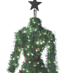 an #alternative take of your #traditional #christmas tree for a #fashion-lover!