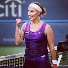 Congratulations to Svetlana Kuznetsova on winning her 14th title at the #CitiOpen