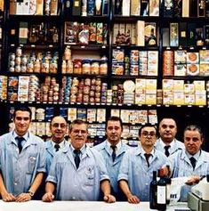 Barcelona Travel Guide - Travel & Leisure At your service at Colmado Quilez, a specialty shop where food fanatics can find everything they crave.