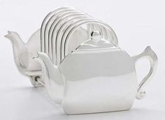 Teapot Toast Rack
