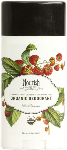 Organic Deodorant, Nourish, 2.2 oz Lavender Mint | Health & Beauty, Bath & Body, Deodorants & Antiperspirants | eBay!