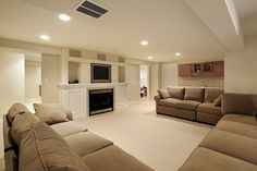 cool basement ideas | Your Basement Is Wonderful Place If You Know What To Do: Cool Basement ...