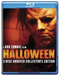 Amazon.com: Halloween (Two-Disc Unrated Collector's Edition) [Blu-ray]: Scout Taylor-Compton, Malcolm McDowell, Tyler Mane, Brad Dourif, Dae...